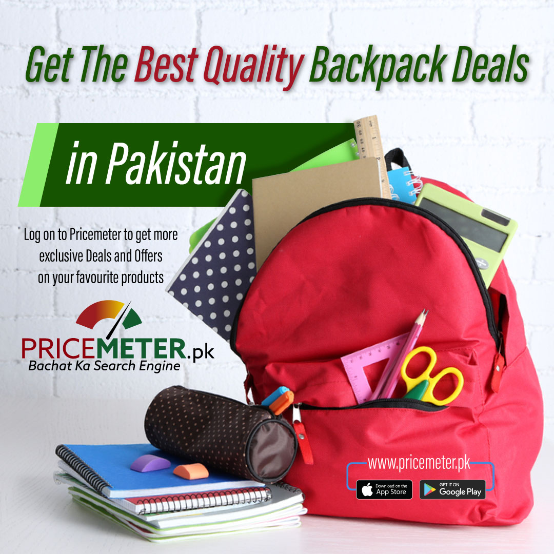 Biggest Collection of Backpacks in Pakistan