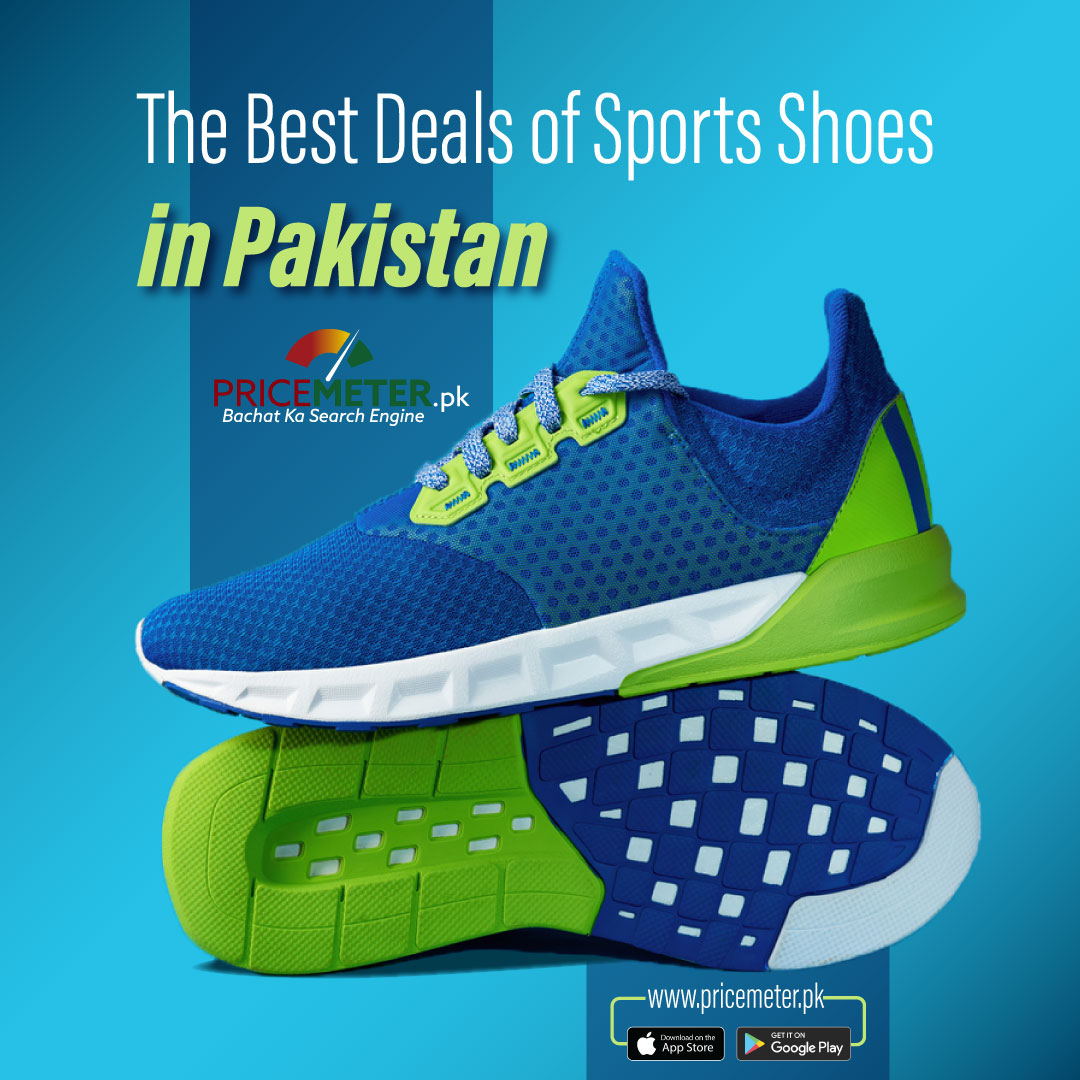 The Best Deals of Sports Shoes in Pakistan