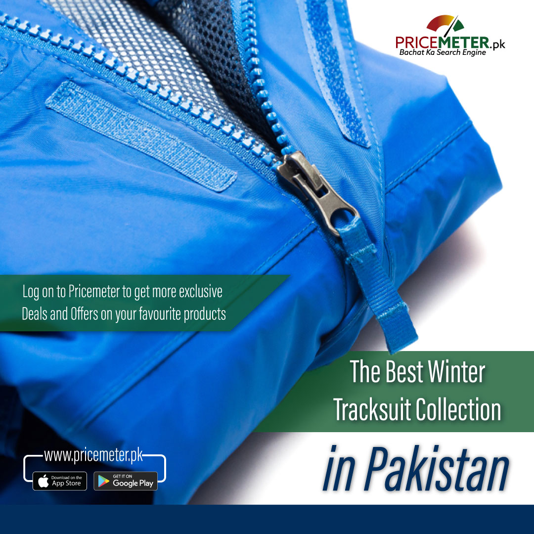 The Best Winter Tracksuit Collection in Pakistan