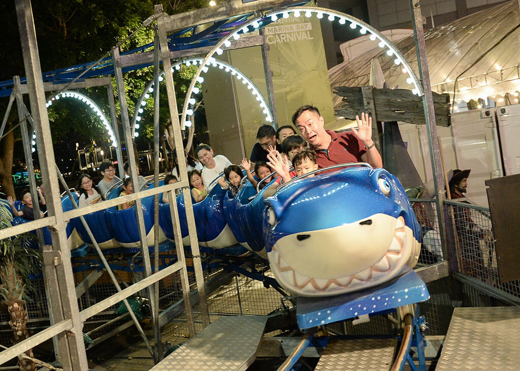 4 things you can do with your family at the Prudential Marina Bay Carnival