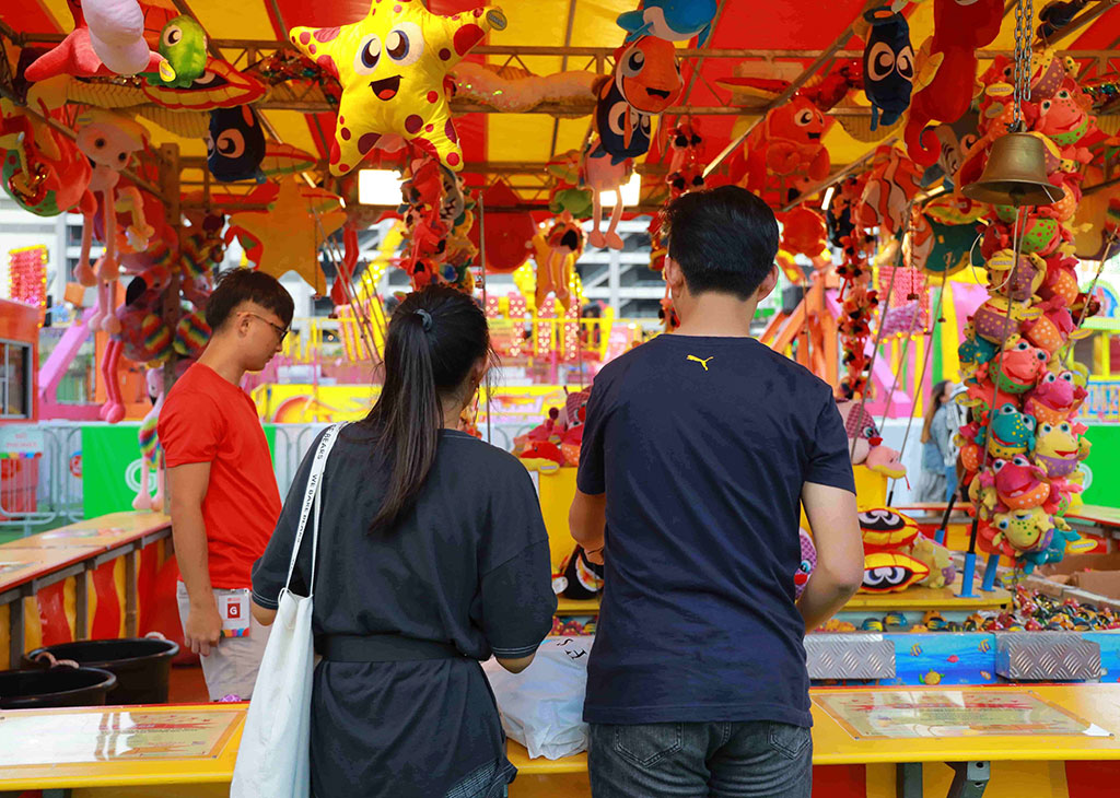 7 Fun Games You Play-to-Win at the #PruCarnival