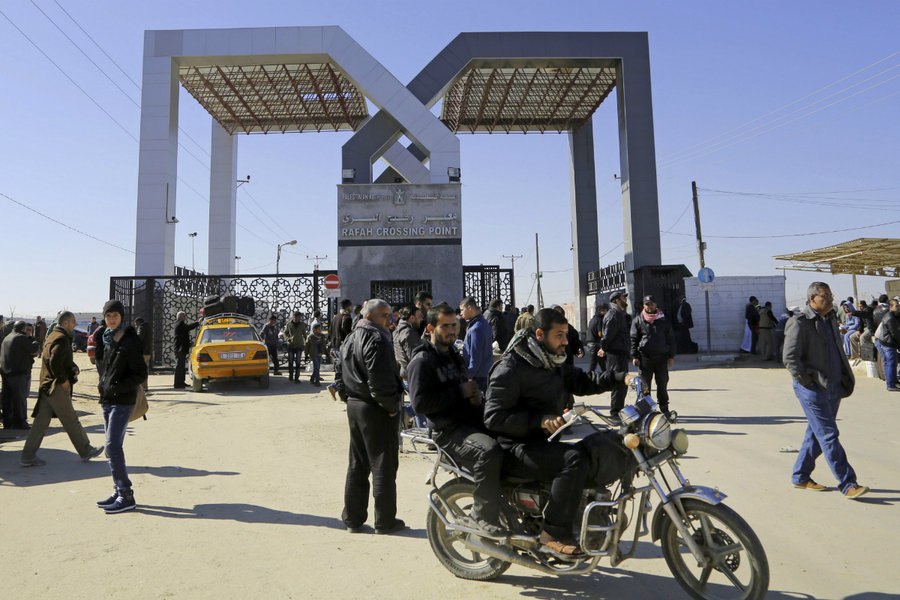 Hamas: Rafah Crossing Open for the Next Three Days's image