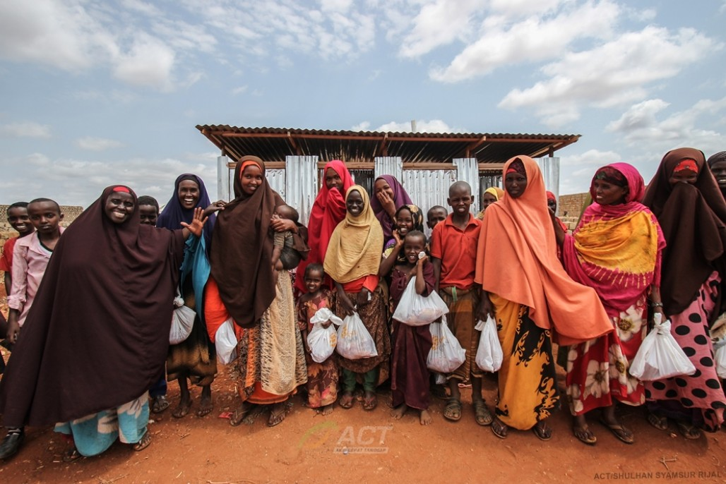 Blessings of Eid-ul-Adha Amidst the Poverty in Somalia' photo