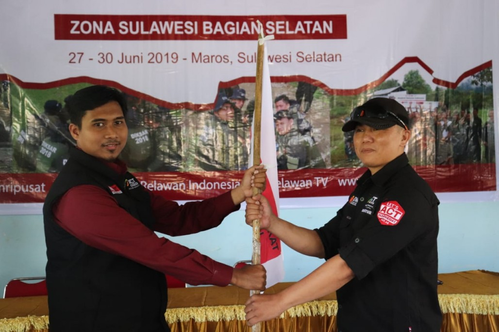 "ACT Gelar Diksar ""Disaster Management Basic Training (DMBT)""' photo"