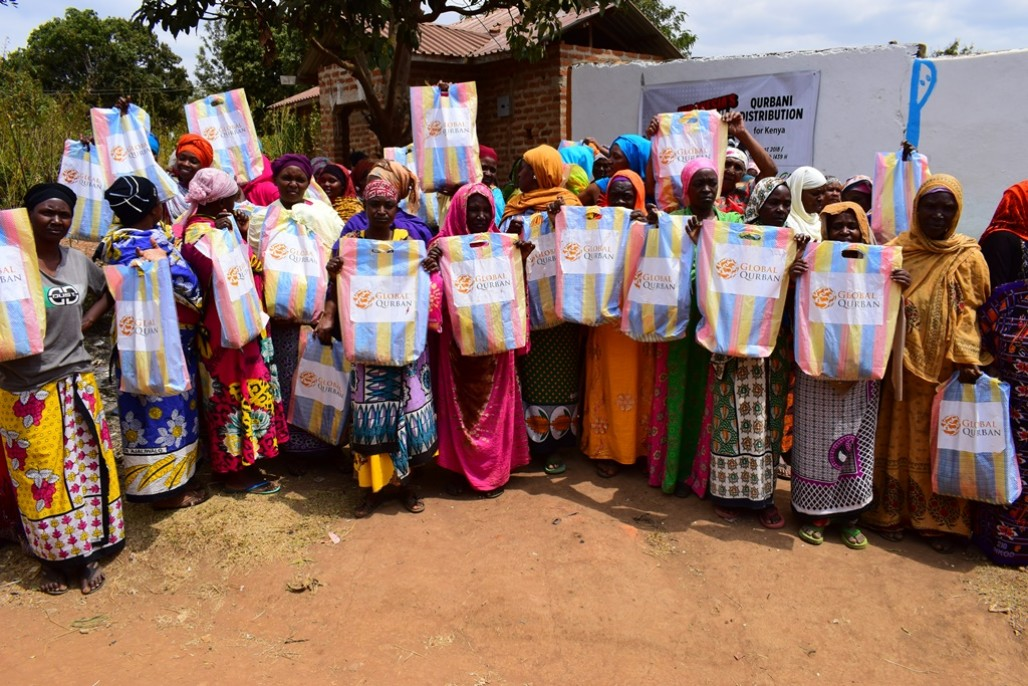 Qurbani Packages Bring Hope Amidst Prolonged Drought' photo