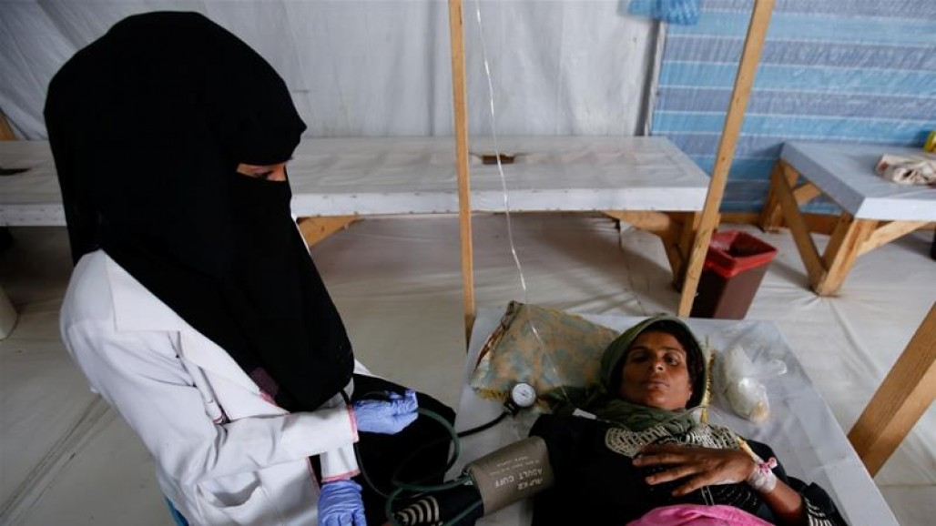 Cholera Kills 193 Children in Yemen in the First Half of 2019's image
