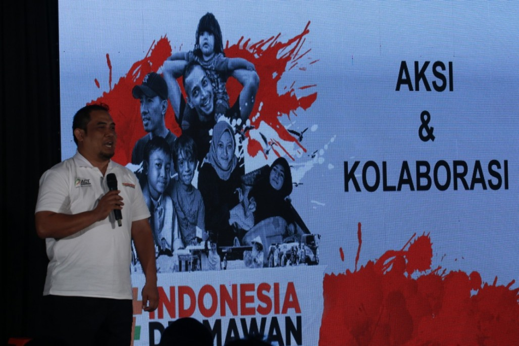Deklarasi Gerakan Nasional Indonesia Dermawan' photo