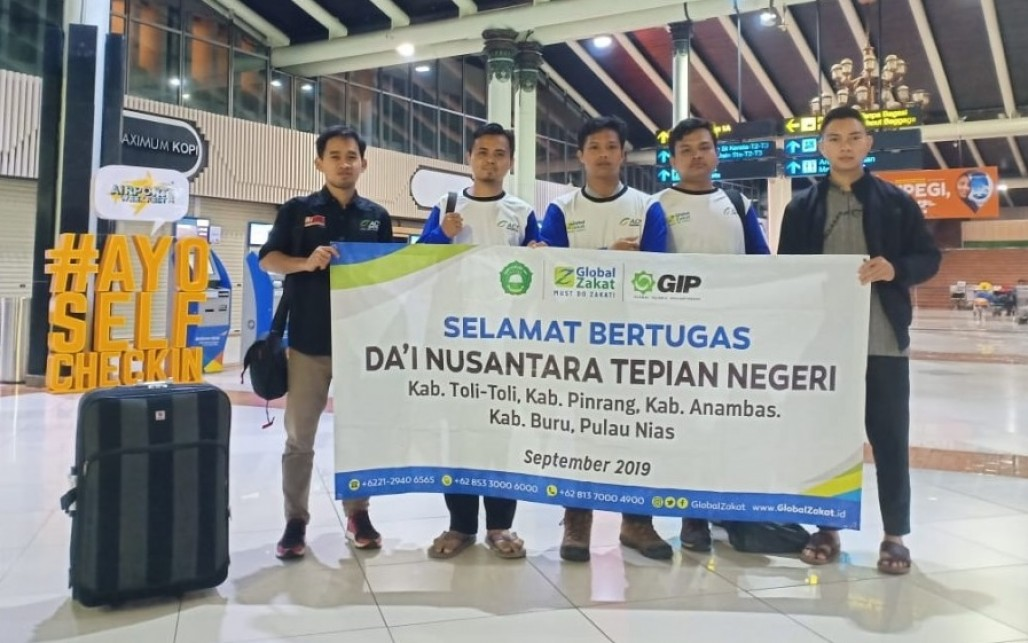 Spreading the Message of Islam to Indonesian Outer Islands