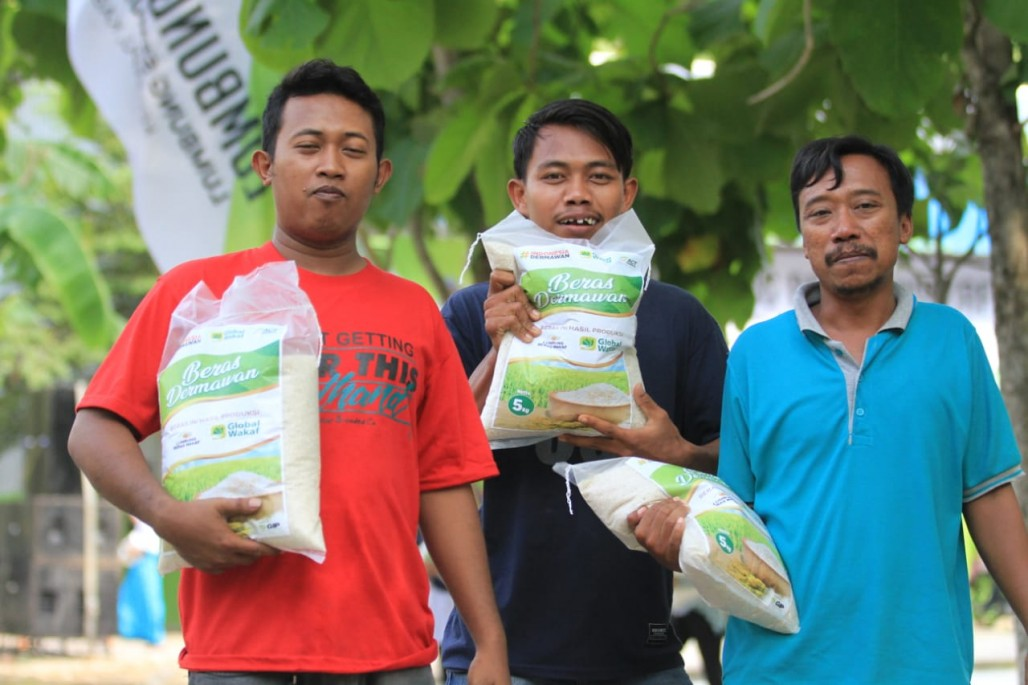 Waqf-Based Rice Barn Supports National Food Security' photo