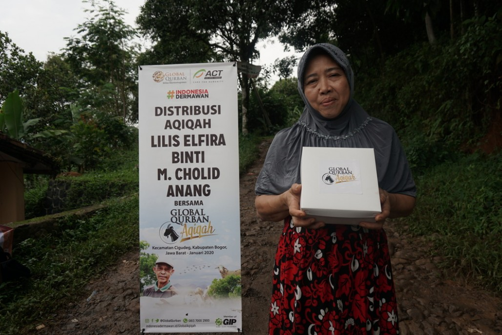 Savory Dishes from Global Aqiqah for the Disaster Victims