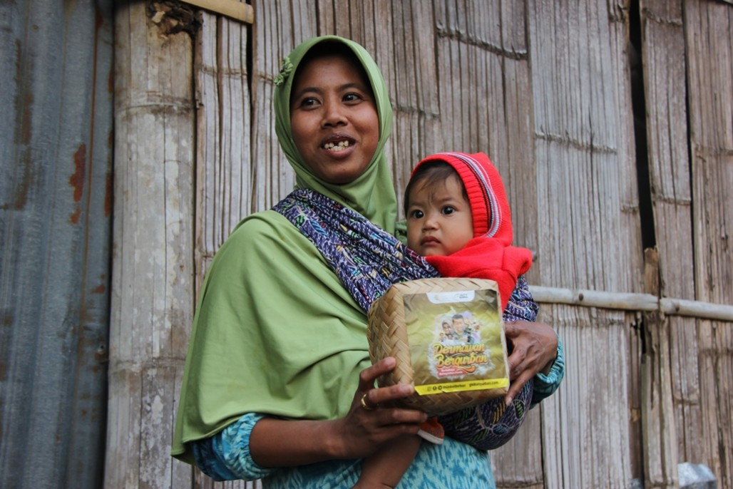 Qurbani Happiness Reaches Indonesian Peripheral Areas' photo