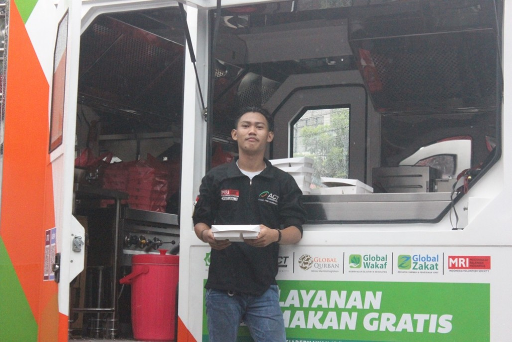 ACT's Humanitarian Vehicles Serves Poor Families in West Jakarta' photo