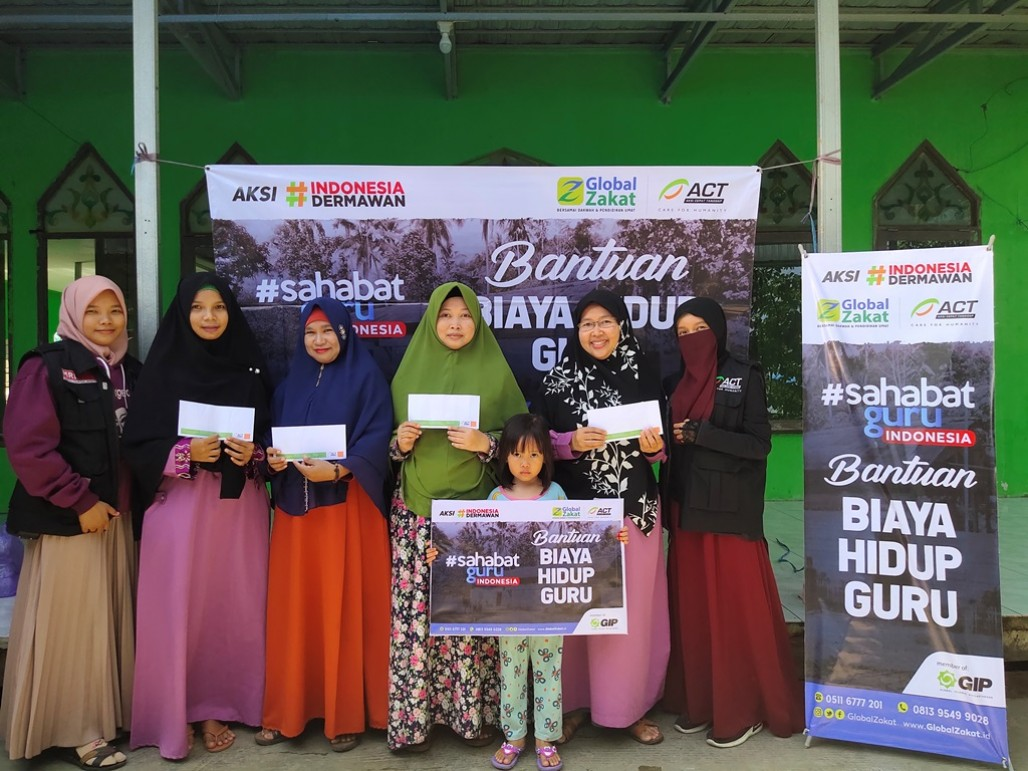 SGI Beneficiaries in Banjar Motivated to Improve Their Students' Education' photo