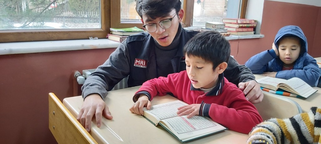 New Quran Copies to Uplift the Spirit of Uighur Children' photo