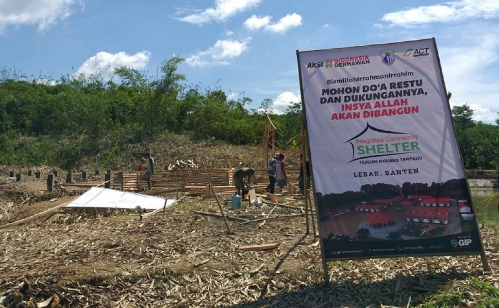 Hastening the Construction of the ICS in Lebak