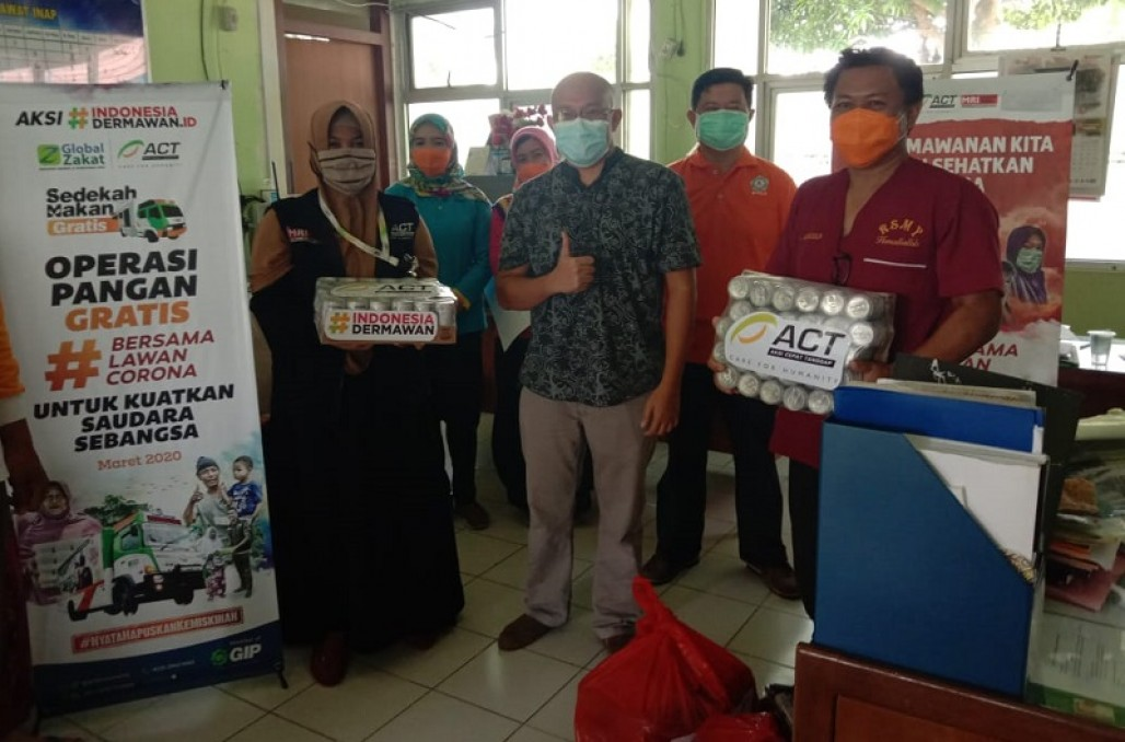 ACT's Appreciation for Healthcare Workers in Bengkulu