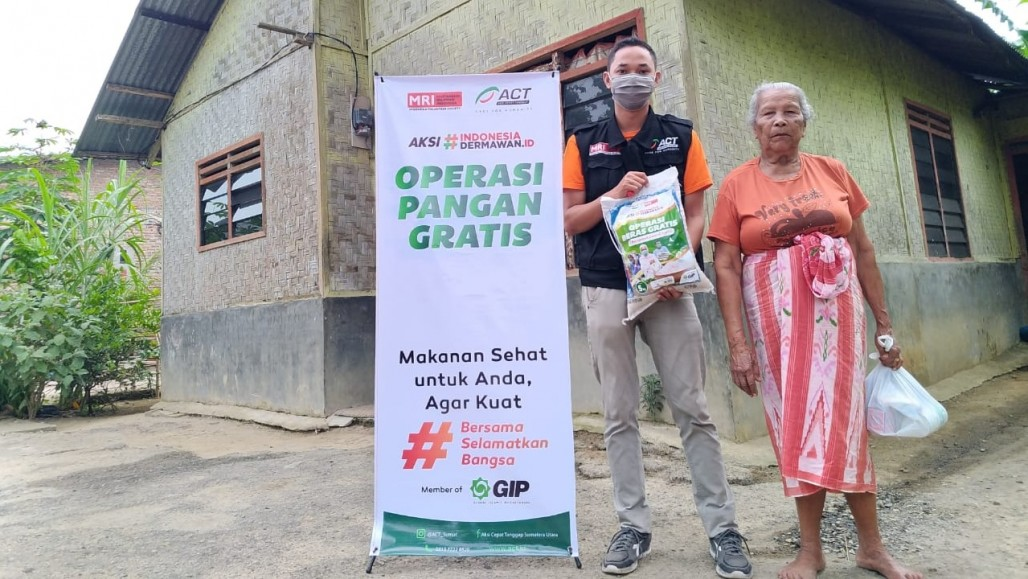 Welcoming Ramadan, ACT North Sumatra Holds Free Meal Operations's image