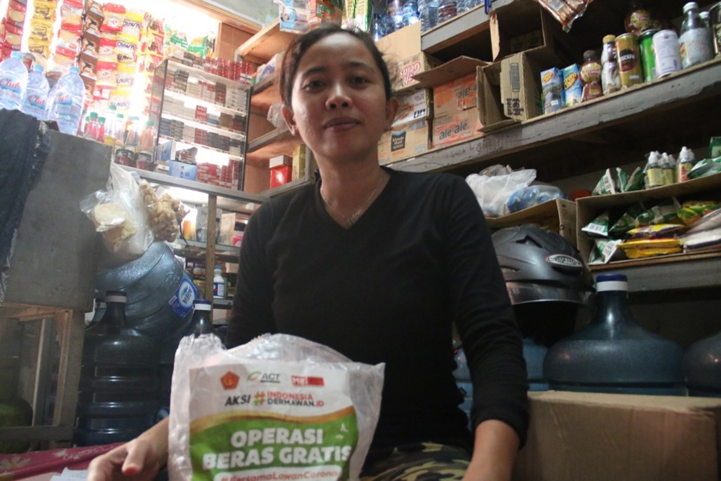Rice from Humanity Care Line for Lina's Family's image
