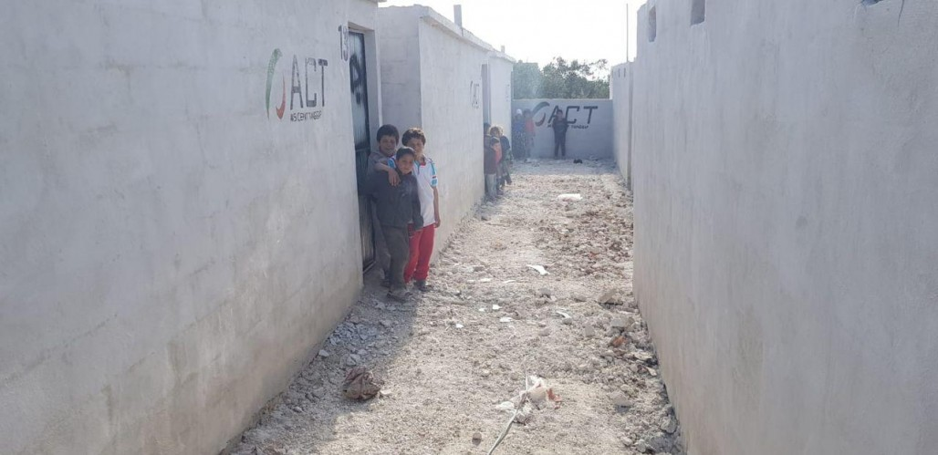 Houses for Syrian IDPs in Idlib Almost Ready' photo
