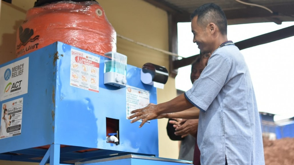 Together with ACT, Mercy Relief Singapore Assists Communities in Bogor and Lebak Affected by Pandemic's image