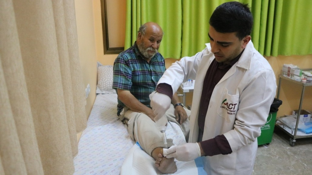 Indonesian Medical Clinic for Palestine Continues Serving Gazans After Eid