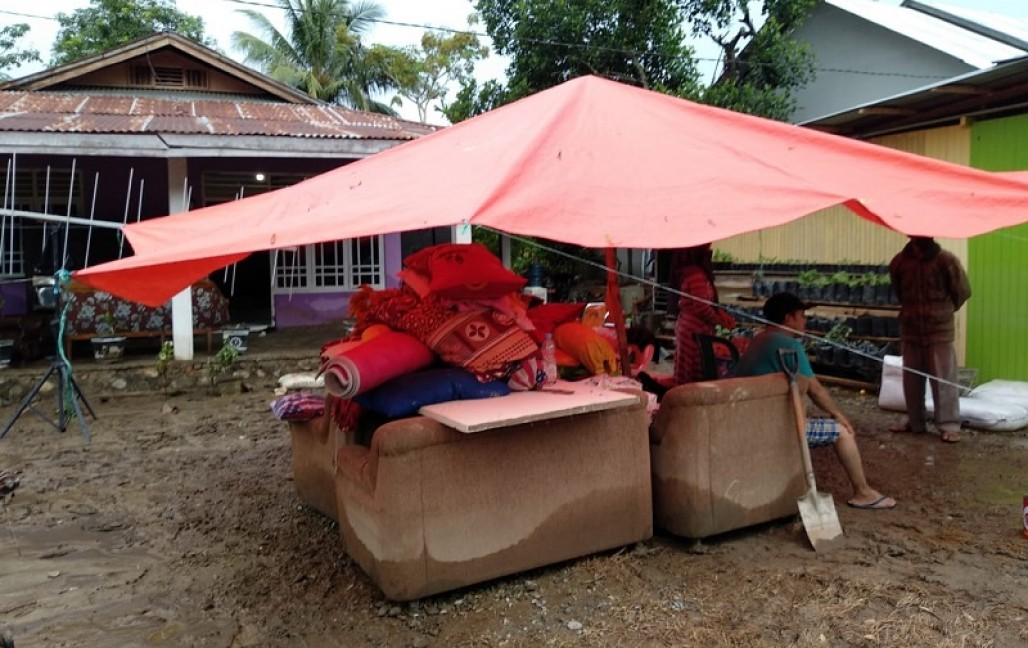 Gorontalo Flood Victims in Dire Need of Aid's image