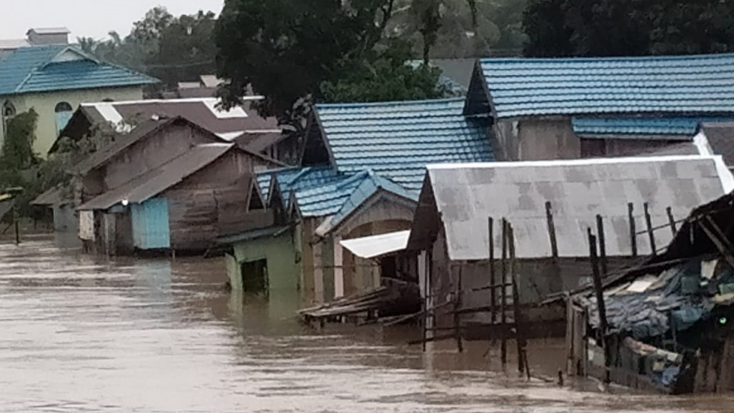 Tanah Bumbu Regency Hit by Flood, ACT to Prepare Public Kitchen