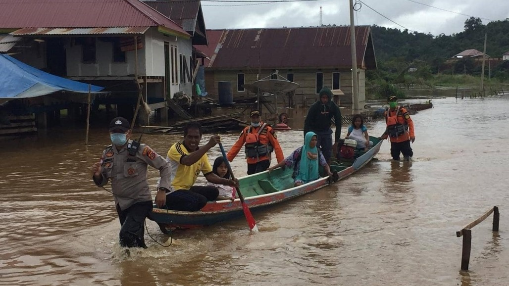 North Konawe Regency Declares Flood Emergency