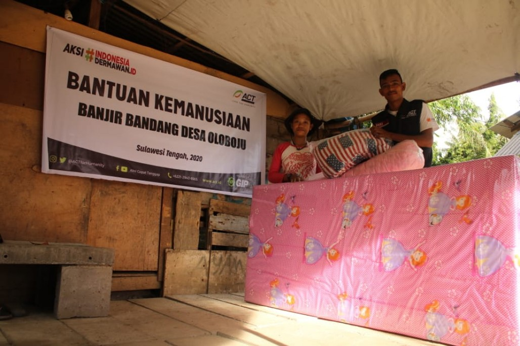 Delivering Emergency Assistance for Sigi Flood Victims's image