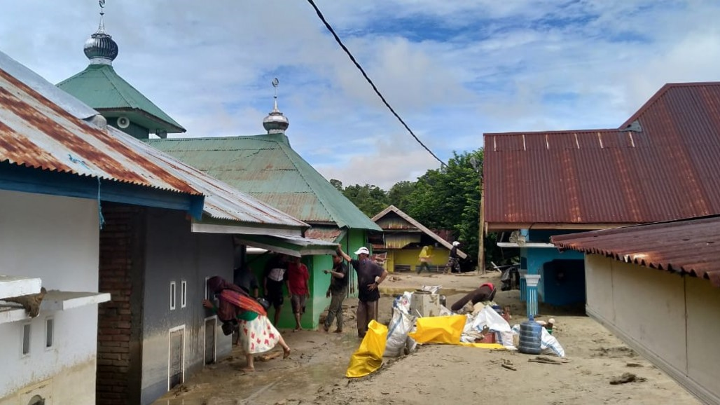 ACT's Aid Posts Serve Masamba Flood Victims's image