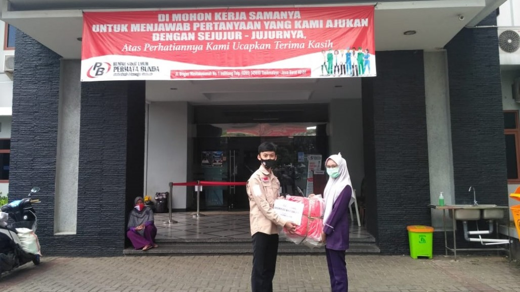 PPE Assistance Reaches Hospitals and Clinics in Tasikmalaya' photo