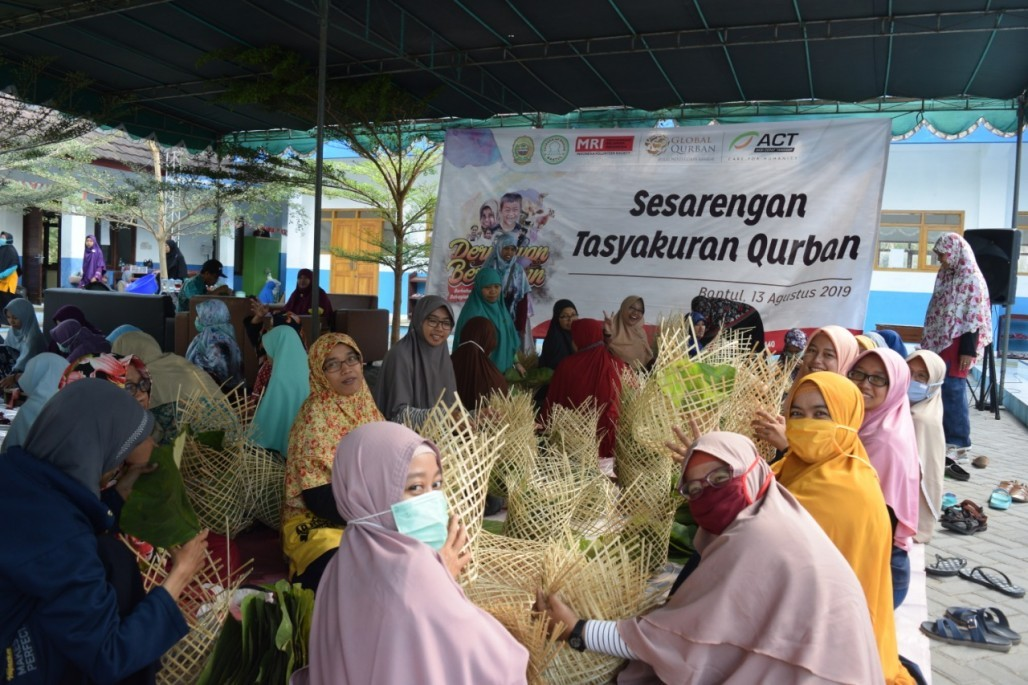 Qurbani Thanksgiving Strengthens the Brotherhood of Drought-Hit Residents' photo