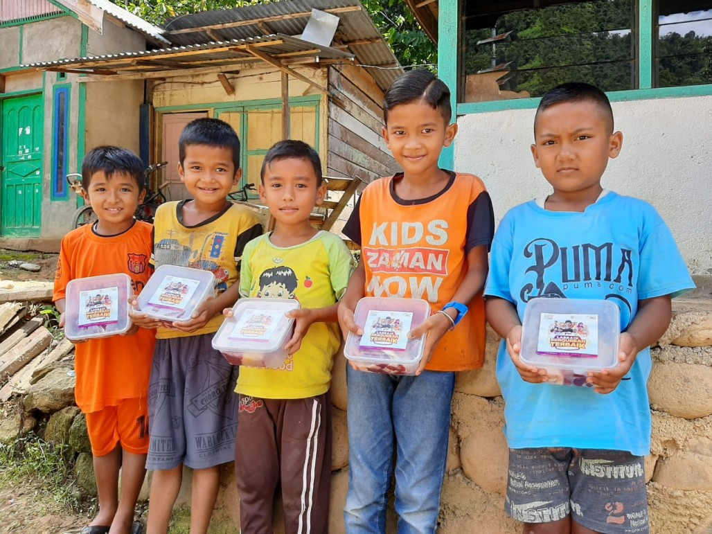 Humanitarian Collaboration to Deliver the Best Qurbani to Bukit Barisan