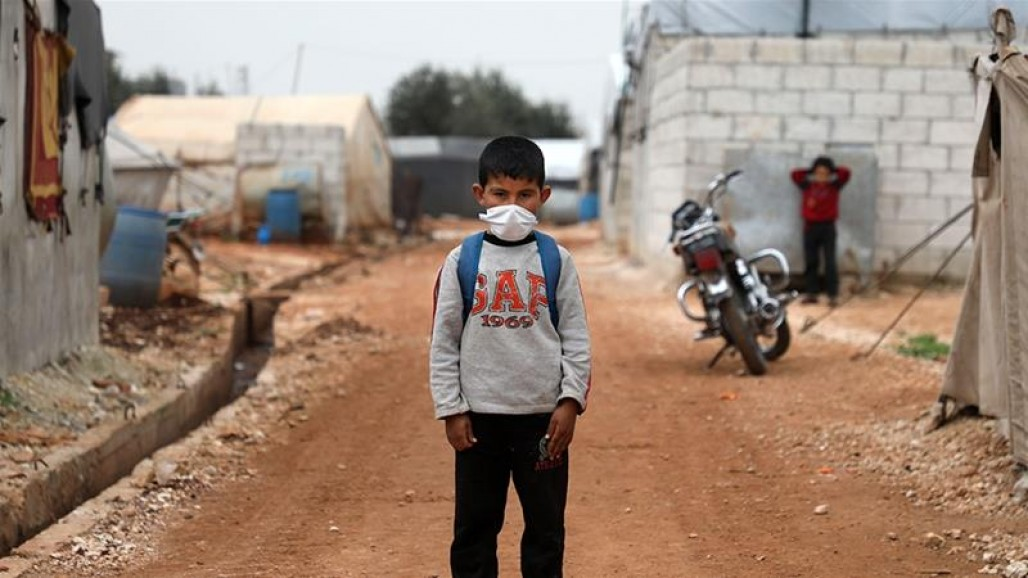 Dealing with Pandemics Inside Crammed Camps' photo