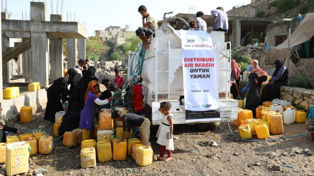 Easing the Never Ending Water Crisis in Taiz's image