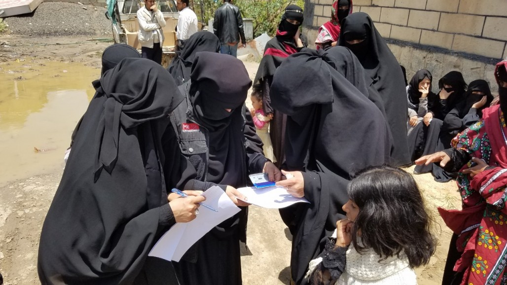 Assistance for Pregnant Women Affected by Humanitarian Conflicts