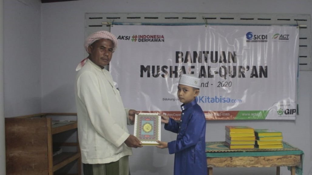 Supporting Thai Muslim Children to Learn the Quran