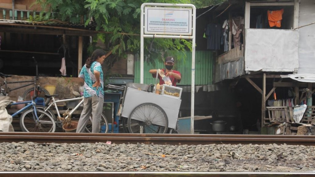 What Do Informal Workers Say About PSBB?' photo
