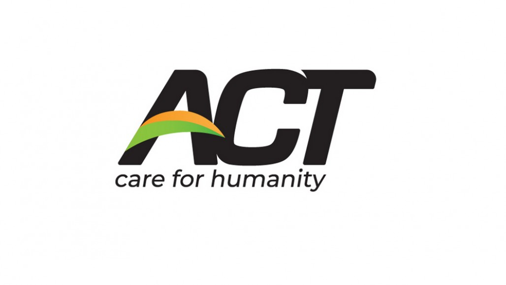 ACT's New Logo Reflects Mercy to the Universe' photo