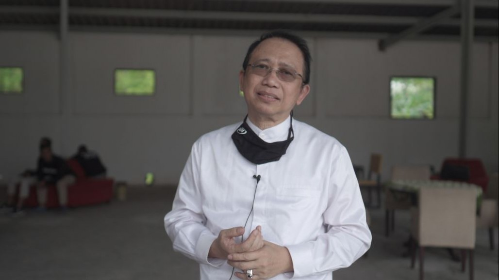 Marzuki Alie: Respond to the Pandemic with Efforts, Prayers, and Reliance on Allah' photo