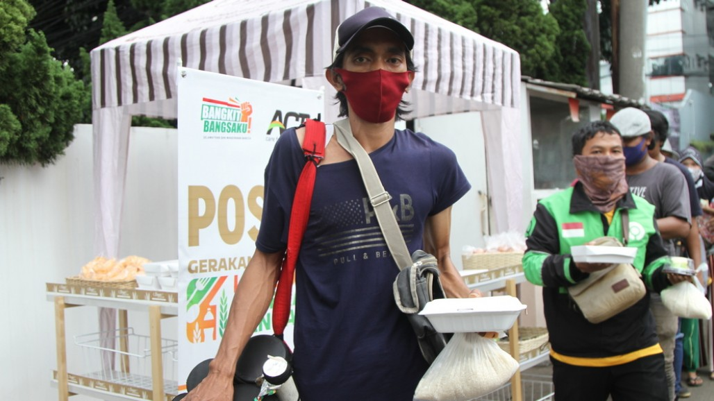 Informal Workers' Livelihood Ruined by Pandemic' photo