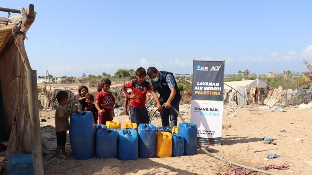 Water in Gaza: Scarce in the Dry Season, Flooding in the Rainy Season