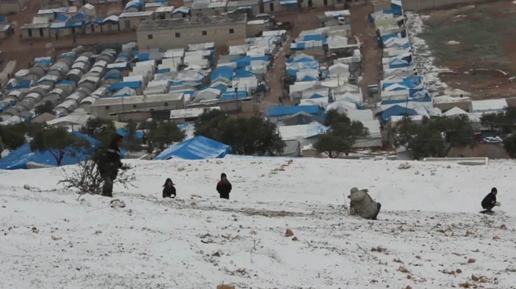 Syrian Refugees: There's Still No Permanent Solution to Face Winter