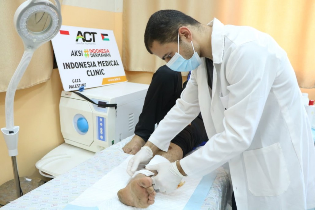 The People of Gaza Still Need Medical Assistance