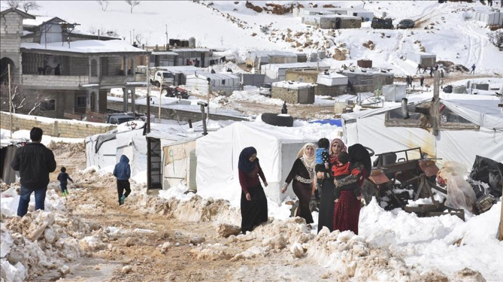 Syrian Refugees Struggle to Survive Amid Harsh Winter
