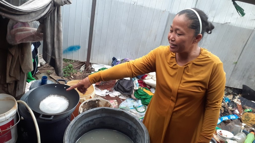 The Bitterness and Difficulties Caused by Water Crisis in Bekasi' photo