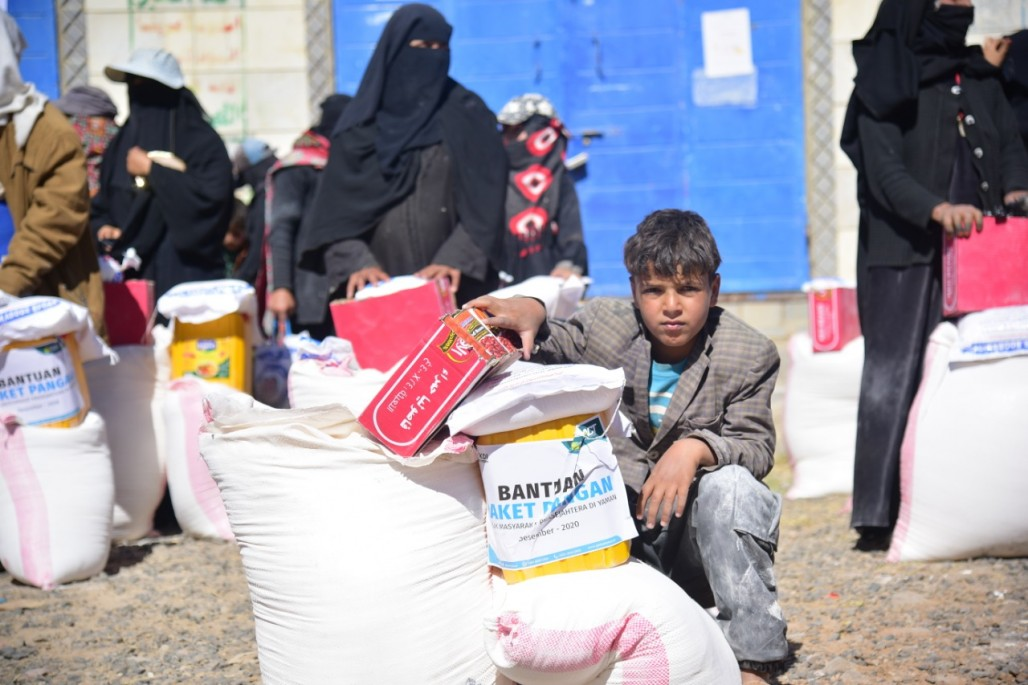Community's Zakat Funds Feed the Conflict-Riddled Yemen
