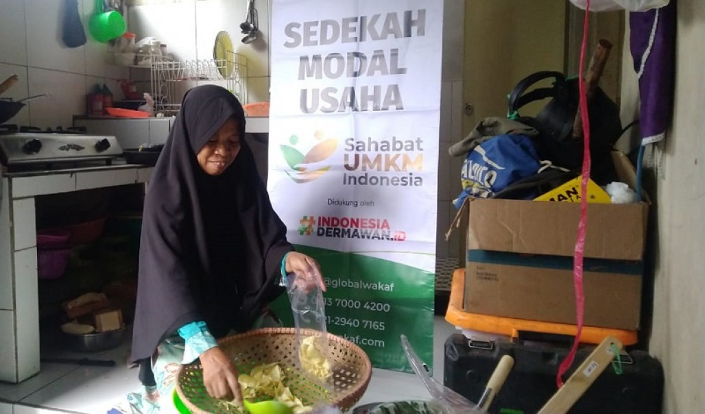 Supported by Sahabat UMI, Komariyah's Chip Business Continues photo