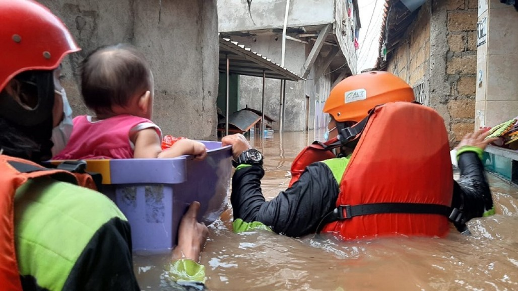 ACT's Response to Natural Disasters in Greater Jakarta