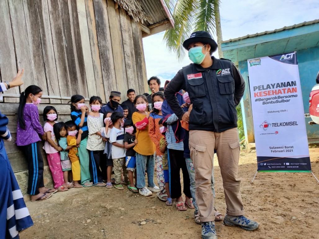 Humanity Medical Services Provides Medical and Psychosocial Services for West Sulawesi Earthquake Survivors